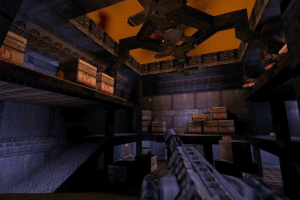 Juggernaut: The New Story For Quake II 4