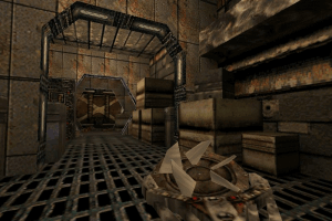 Juggernaut: The New Story For Quake II 5