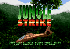 Jungle Strike 1