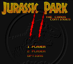 Jurassic Park Part 2: The Chaos Continues 0
