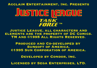 Justice League: Task Force 0