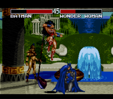 Justice League: Task Force abandonware