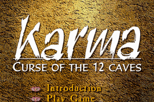 Karma: Curse of the 12 Caves 0