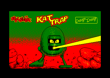 Kat Trap: Planet of the Cat-Men 0
