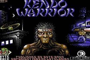 Kendo Warrior 0