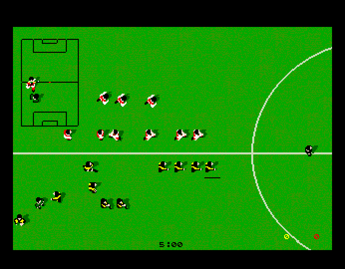 Kick Off 2: The Final Whistle 1