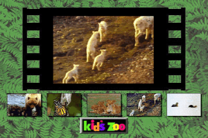 Kid's Zoo: A Baby Animal Adventure 0