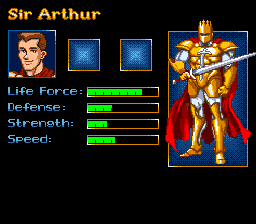 King Arthur & the Knights of Justice 5