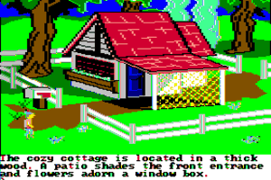 King's Quest II: Romancing the Throne 12