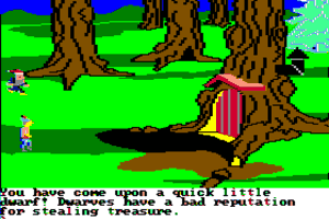 King's Quest II: Romancing the Throne 20