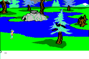 King's Quest II: Romancing the Throne 23