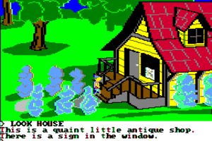 King's Quest II: Romancing the Throne 24