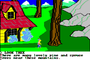 King's Quest II: Romancing the Throne 25