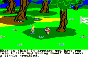 King's Quest II: Romancing the Throne 2