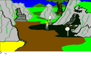 King's Quest II: Romancing the Throne 5