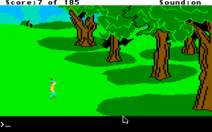 King's Quest II: Romancing the Throne 10