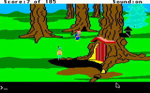 King's Quest II: Romancing the Throne 13