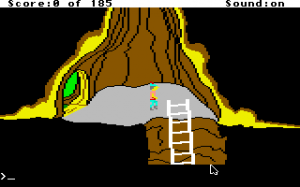 King's Quest II: Romancing the Throne 14