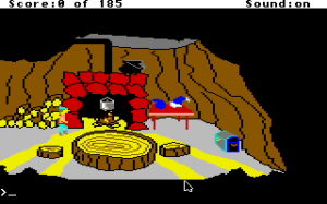 King's Quest II: Romancing the Throne 16
