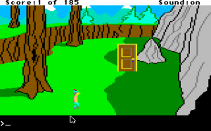 King's Quest II: Romancing the Throne 19