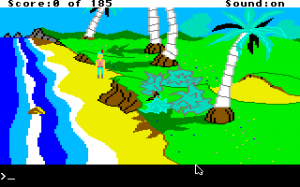King's Quest II: Romancing the Throne 7