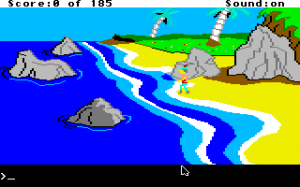 King's Quest II: Romancing the Throne 8