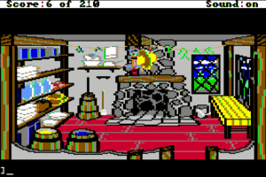 King's Quest III: To Heir is Human 2