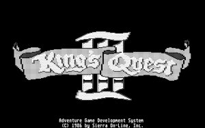 King's Quest III: To Heir is Human 30