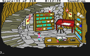 King's Quest III: To Heir is Human 3