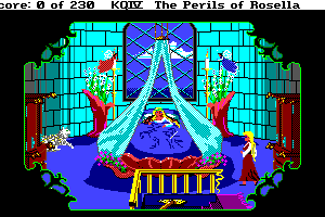 King's Quest IV: The Perils of Rosella 17