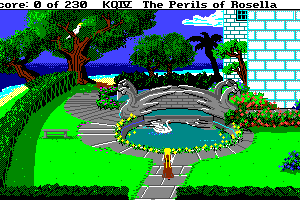 King's Quest IV: The Perils of Rosella 19