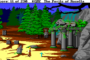 King's Quest IV: The Perils of Rosella 29