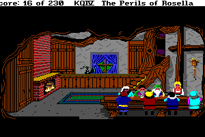 King's Quest IV: The Perils of Rosella 33