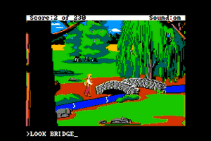 King's Quest IV: The Perils of Rosella 9