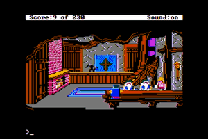 King's Quest IV: The Perils of Rosella 11