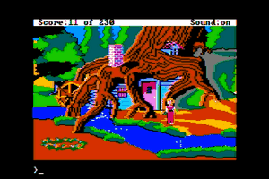 King's Quest IV: The Perils of Rosella 12