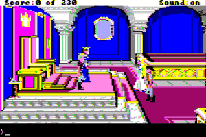 King's Quest IV: The Perils of Rosella abandonware