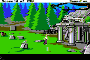 King's Quest IV: The Perils of Rosella 18