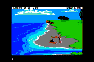 King's Quest IV: The Perils of Rosella 3