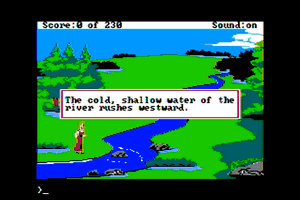 King's Quest IV: The Perils of Rosella 4