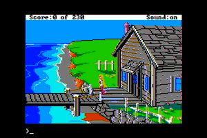 King's Quest IV: The Perils of Rosella 8