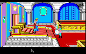 King's Quest IV: The Perils of Rosella 1