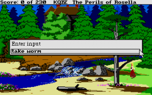 King's Quest IV: The Perils of Rosella 10