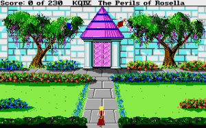 King's Quest IV: The Perils of Rosella 24