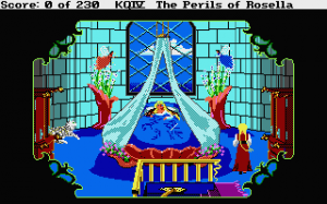 King's Quest IV: The Perils of Rosella 27