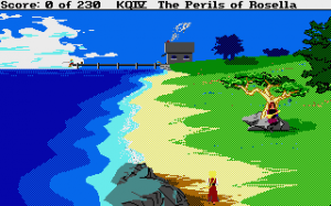 King's Quest IV: The Perils of Rosella 28