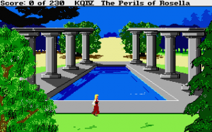 King's Quest IV: The Perils of Rosella 31