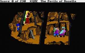 King's Quest IV: The Perils of Rosella 32