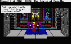 King's Quest IV: The Perils of Rosella 34
