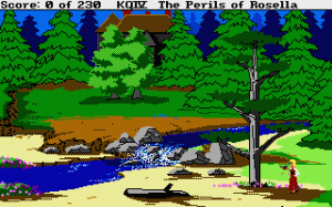 King's Quest IV: The Perils of Rosella 36